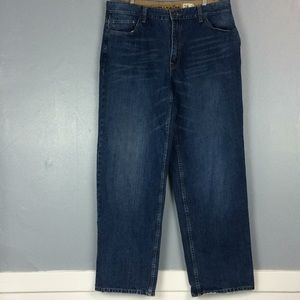 Plugg Mens Distressed 100% Cotton Jeans Sz 38